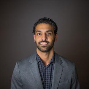 Tejvir Parhar - AIC Candidate Member